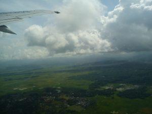Makassar dari udara
