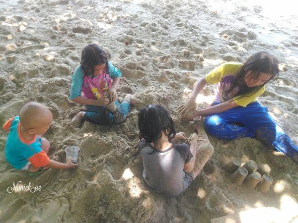 Pantai Labombo Palopo - Mudik Lebaran
