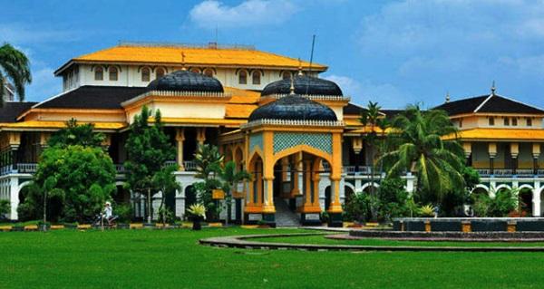 istana maimun  - Wisata Medan