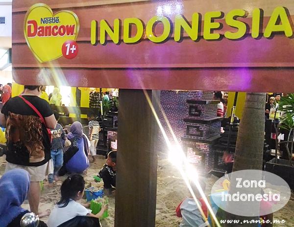 Zona Indonesia Dancow Explore the World