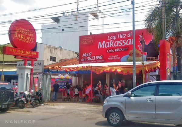 Makassar Baklave, Oleh-oleh Khas Makassar