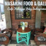 Masakini Food & Gallery, Cafe Kekinian Yang Instagramable