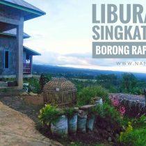 liburan ke Borong Rappoa