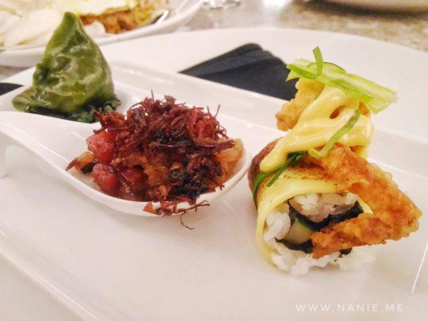 food tasting di Myko Hotel