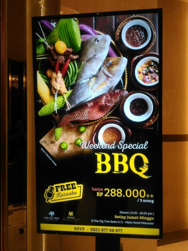 Promo Weekend Special BBQ MYKO Hotel