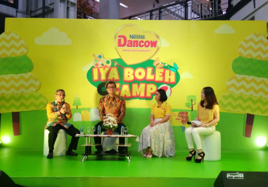 Iya Boleh Camp - Anak Unggul Indonesia