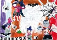 Halloween montage2 2011