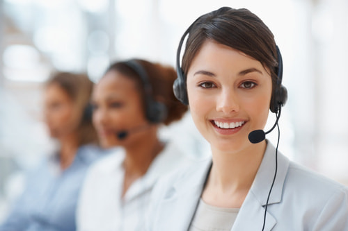 24時間対応の電話サポート