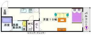 N-WAVE:間取1