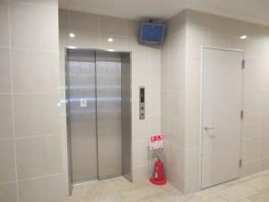 グーラテースUHY:エレベーター