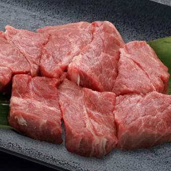 黒毛和牛サイコロヘレステーキ