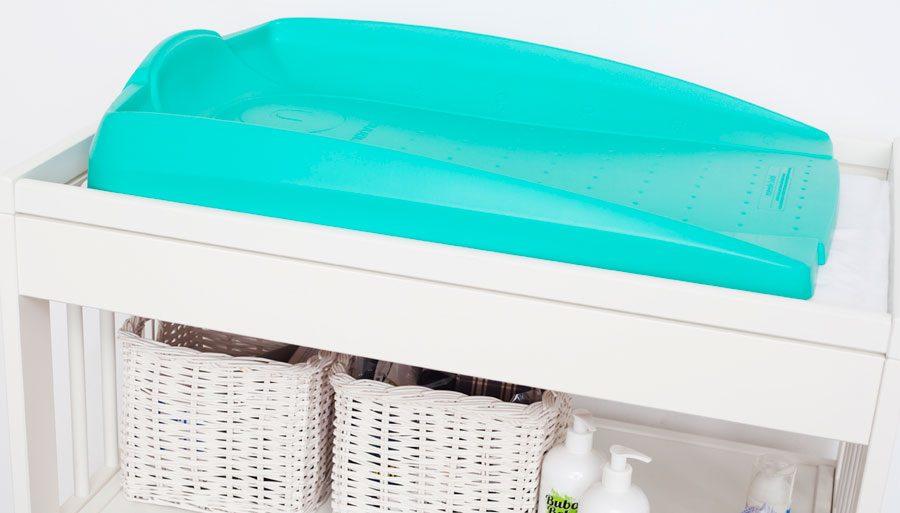 Productos para la higiene de tu bebé: el cambiador