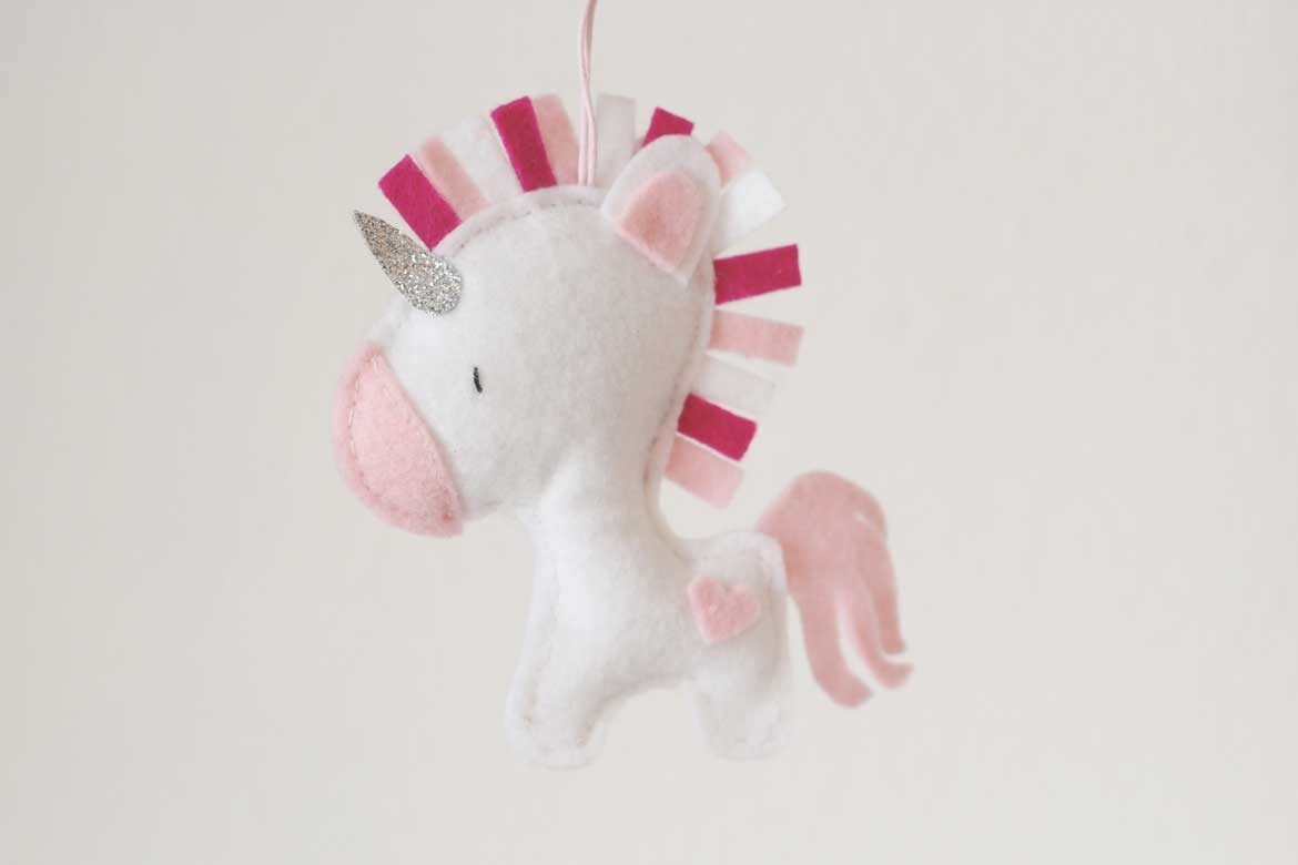 Vilt-unicorn-diy