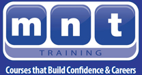 MNT Logo Courses that build confidence