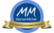Morton Michel Logo - The childcare insurance specialists