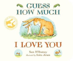 Image of Guess how much I love you book cover