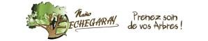 logo bandeau haut ECHEGARAY Ñaño élagage