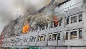 Los Expertos Recomiendan para eliminar el olor de los incendios el uso de Ozono