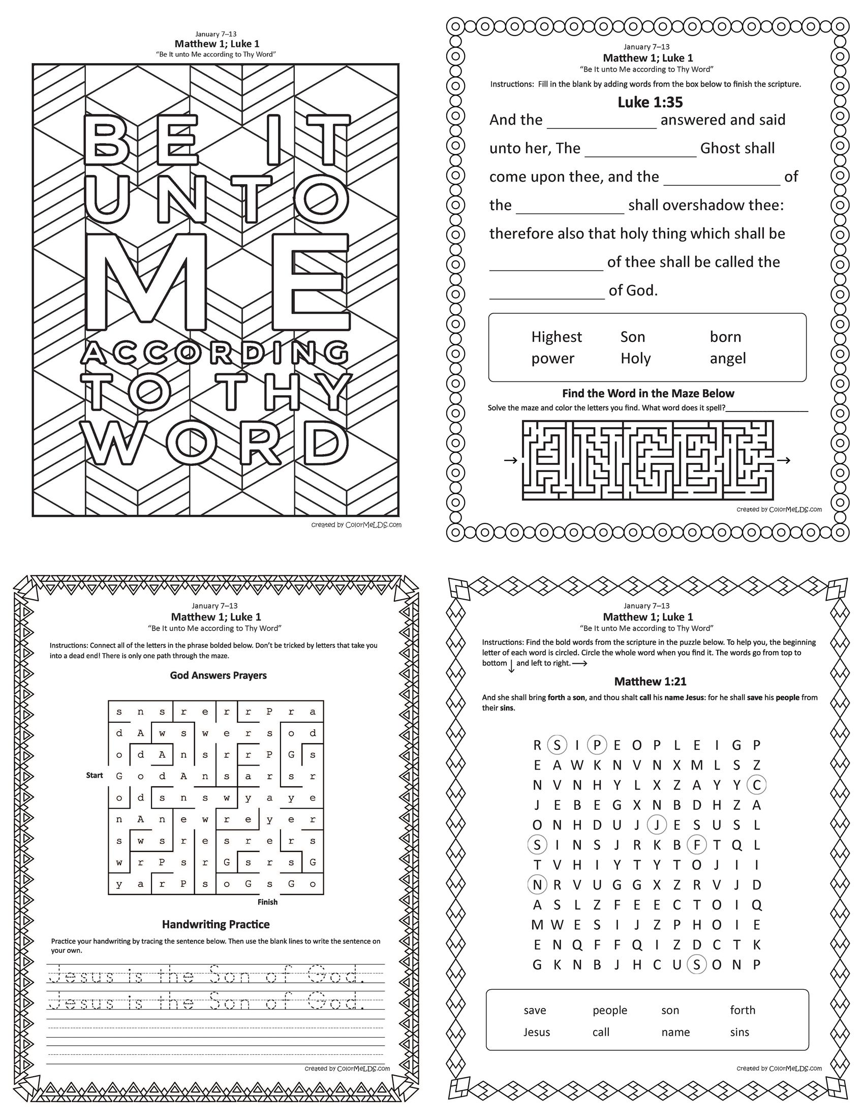 Tall Small And Fall Letter Worksheets Sorting Word