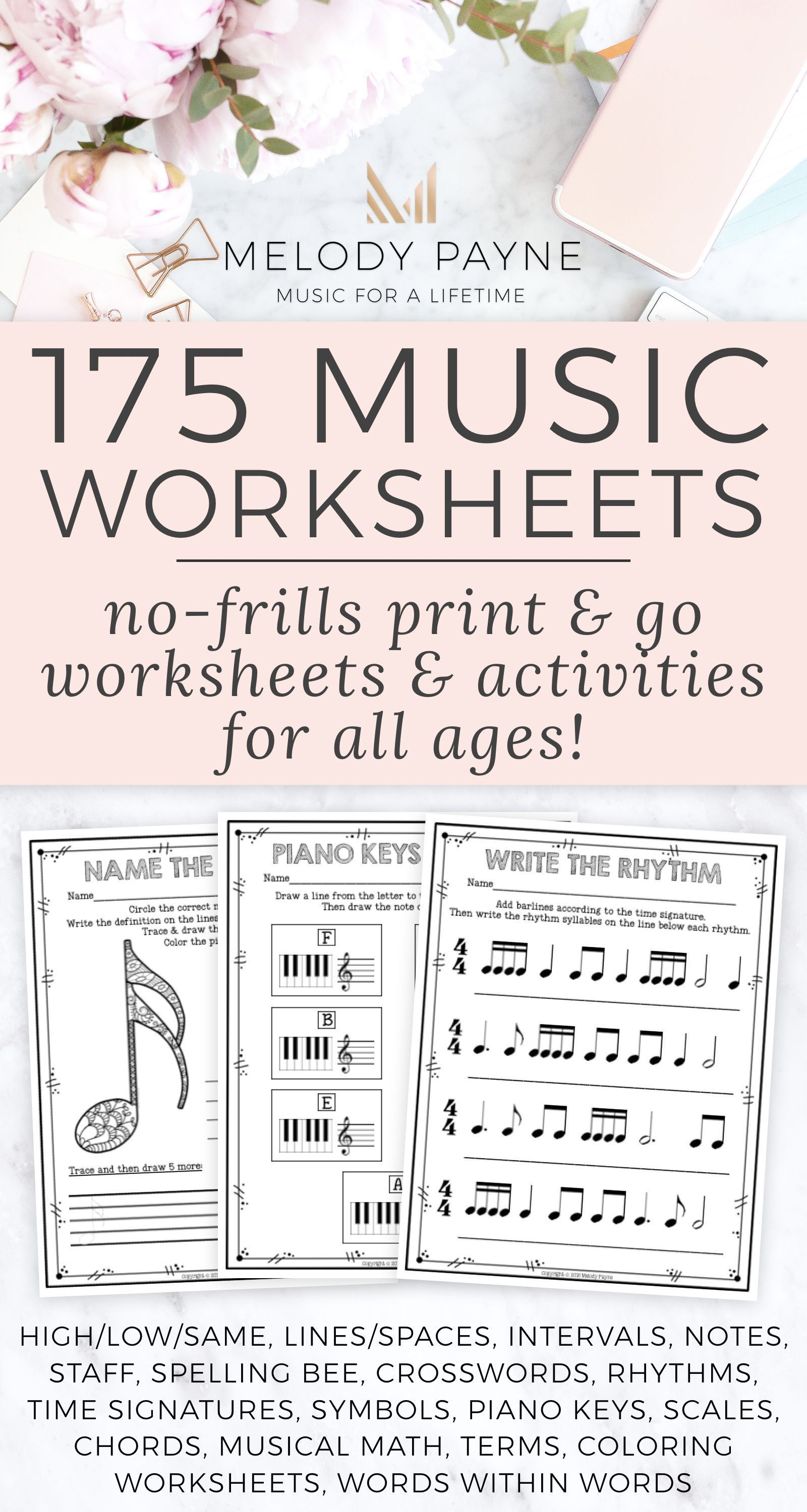 Best Worksheets By Dave