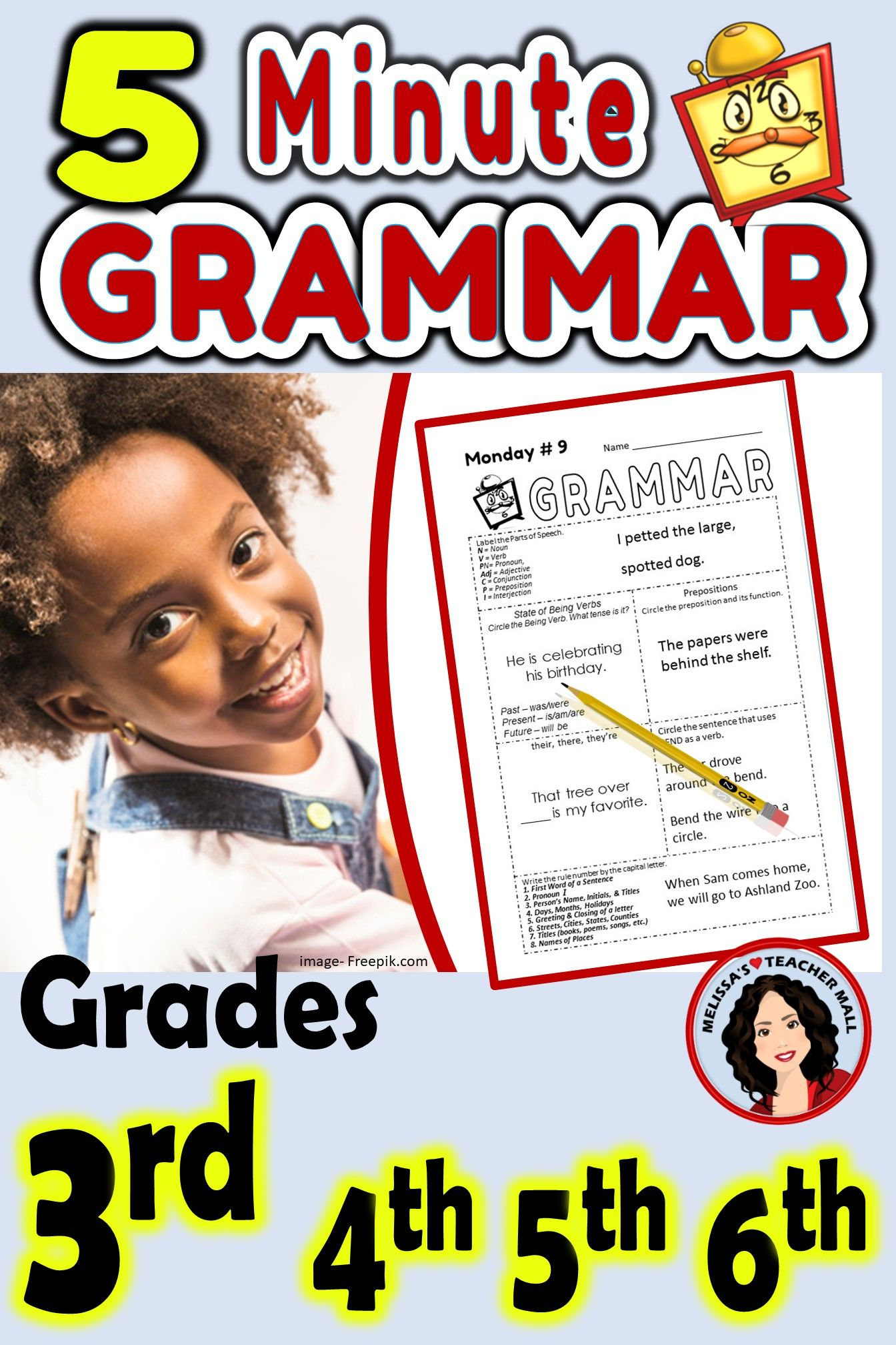 7 Best Capitalization Worksheets 4th Grade English Images