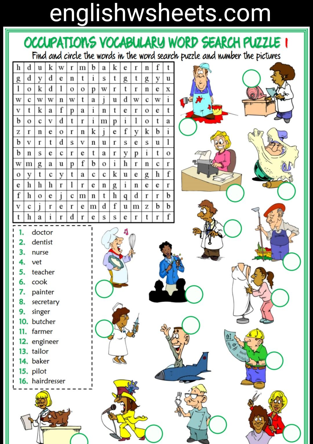 10 Best Puzzle Worksheets Images On Best Worksheets Collection