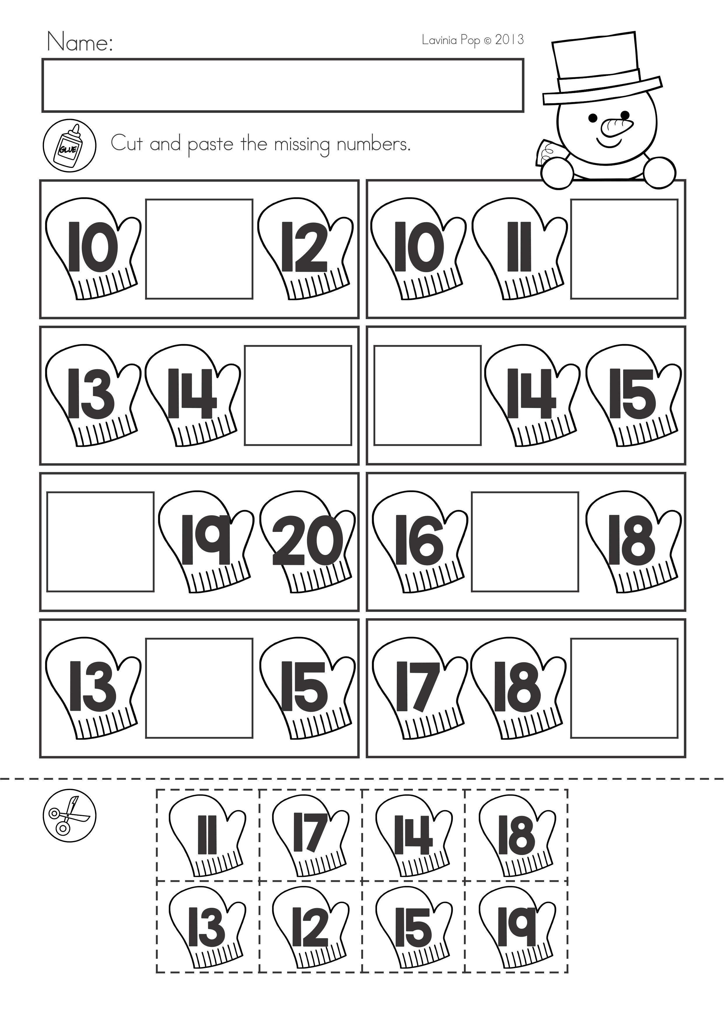 7 Best Cut And Paste Worksheets Images On Best Worksheets