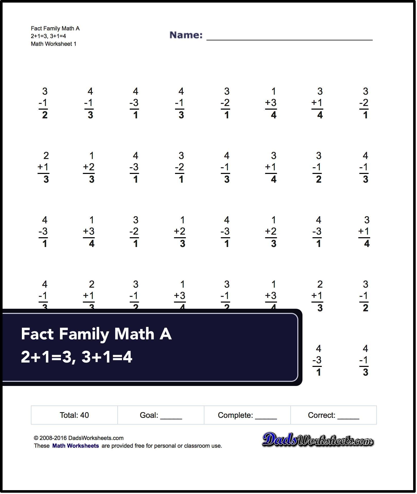 15 Best Addition Subtraction Worksheets Images On Best