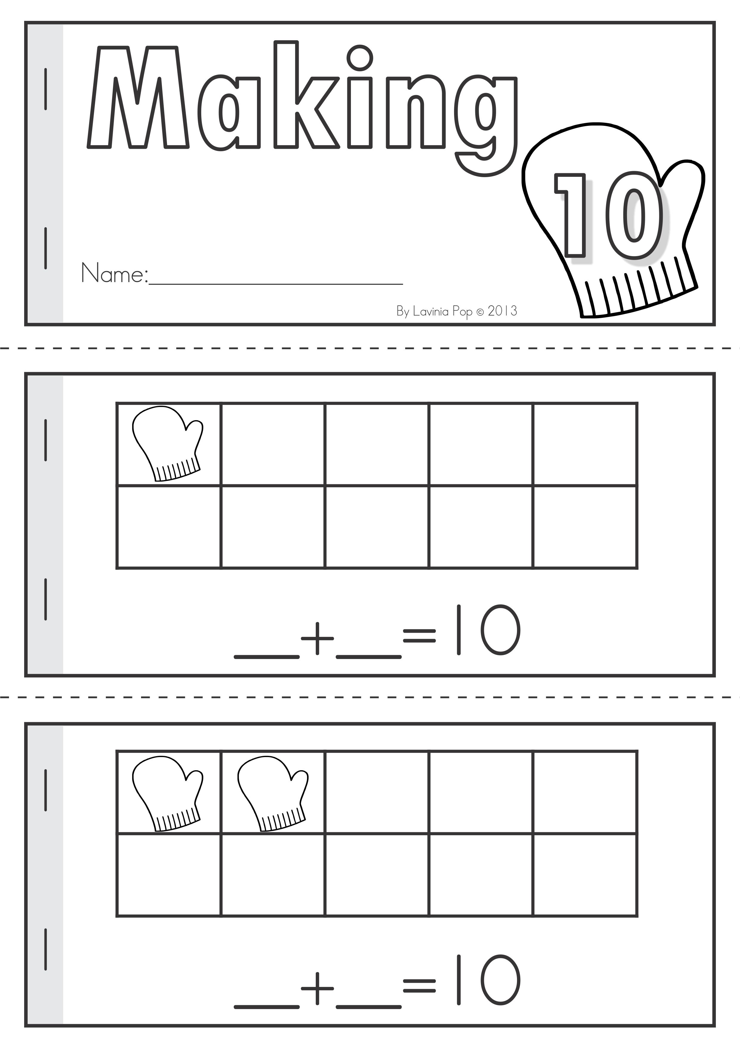Winter Math Worksheets Amp Activities No Prep