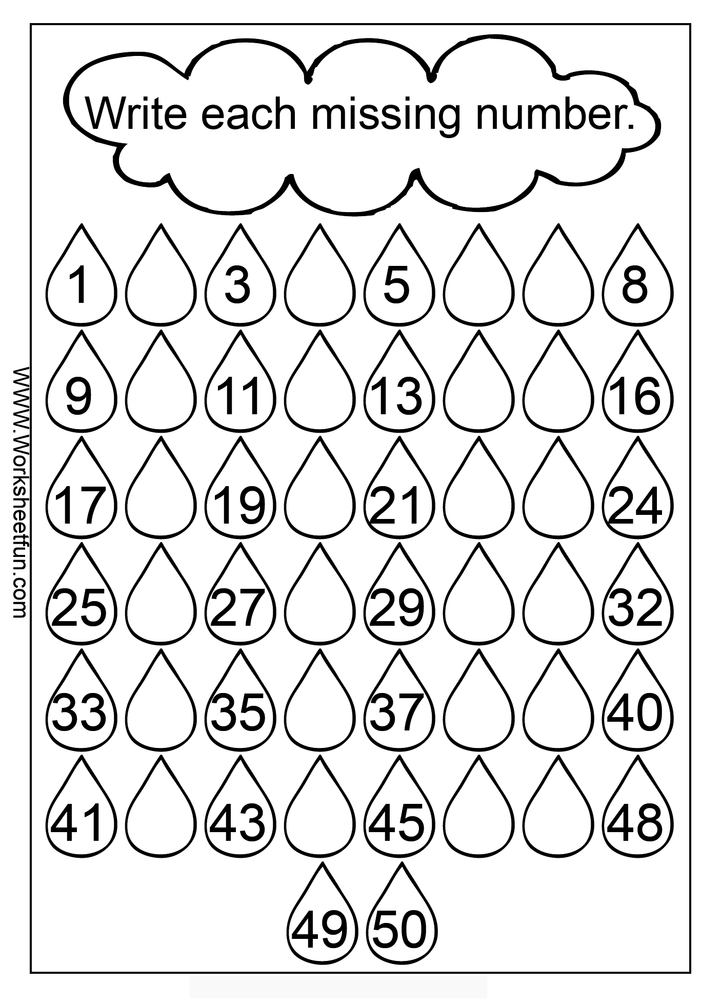 16 Best To Counting 30 Worksheets Images On Best