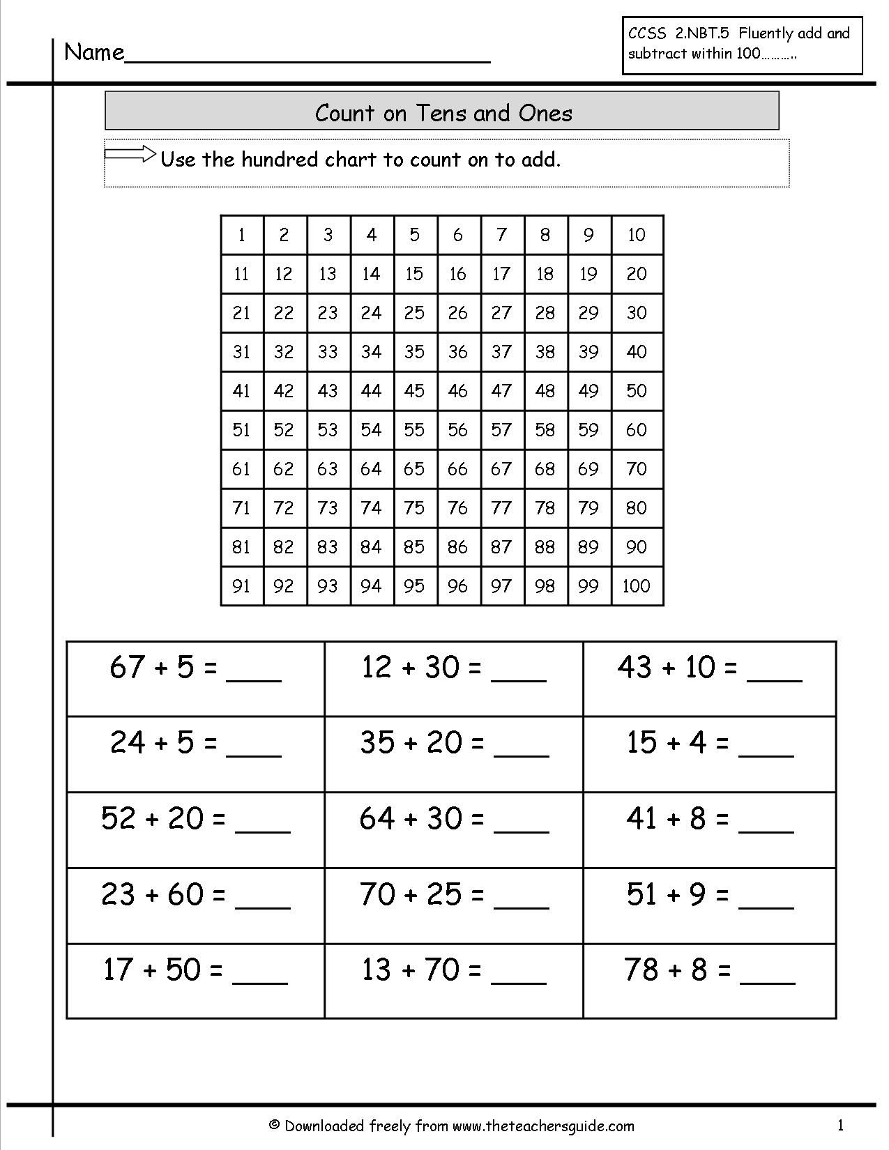 14 Best Counting To 10 Worksheets Images On Best