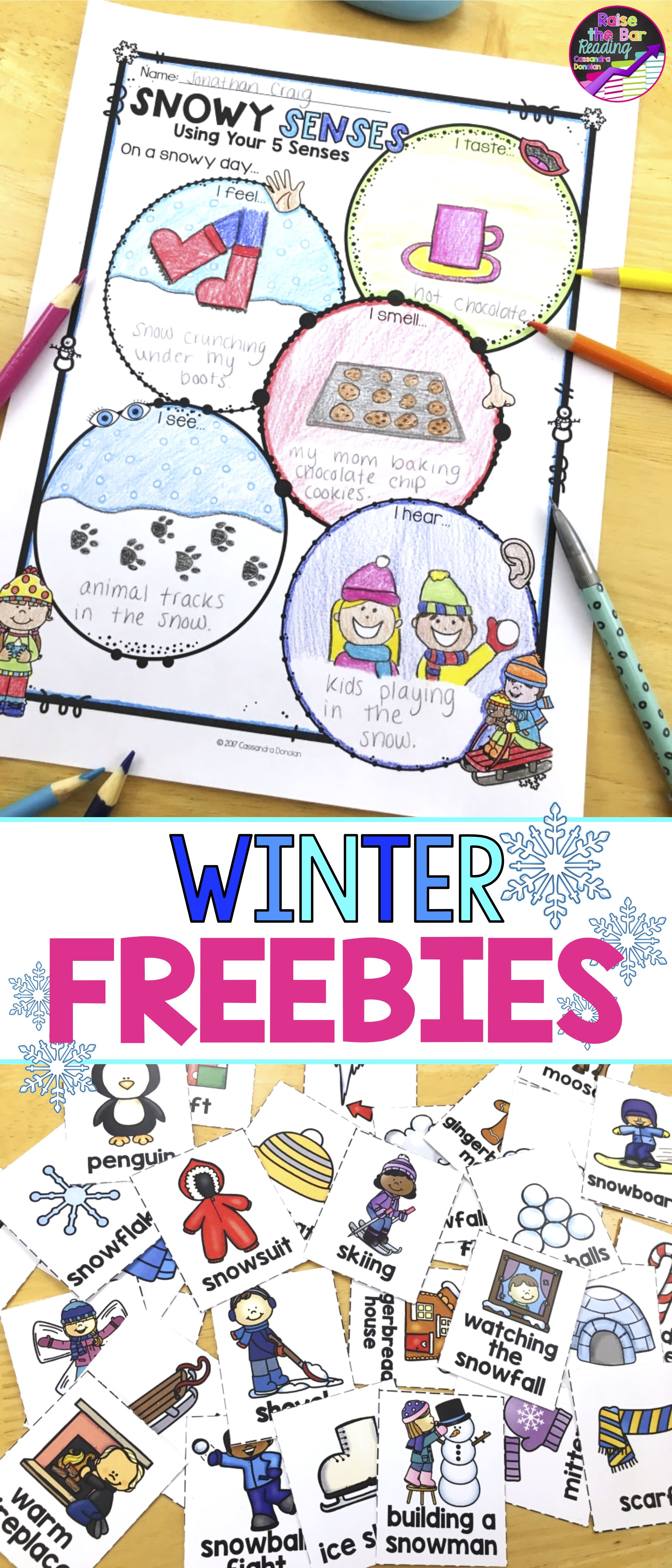 14 Best Winter Worksheets Images On Best Worksheets Collection