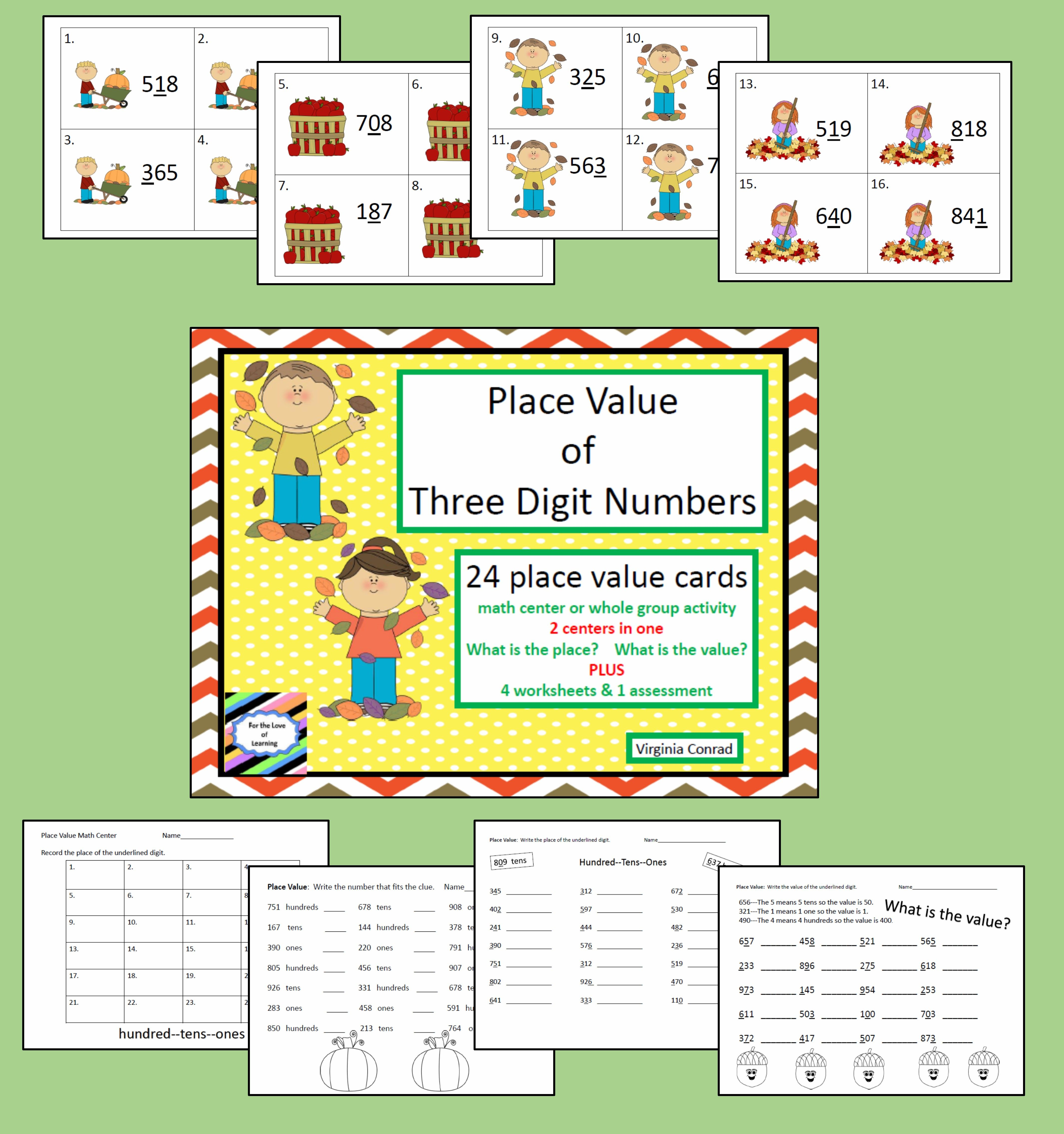 16 Best Place Value Practice Worksheets Images On Best