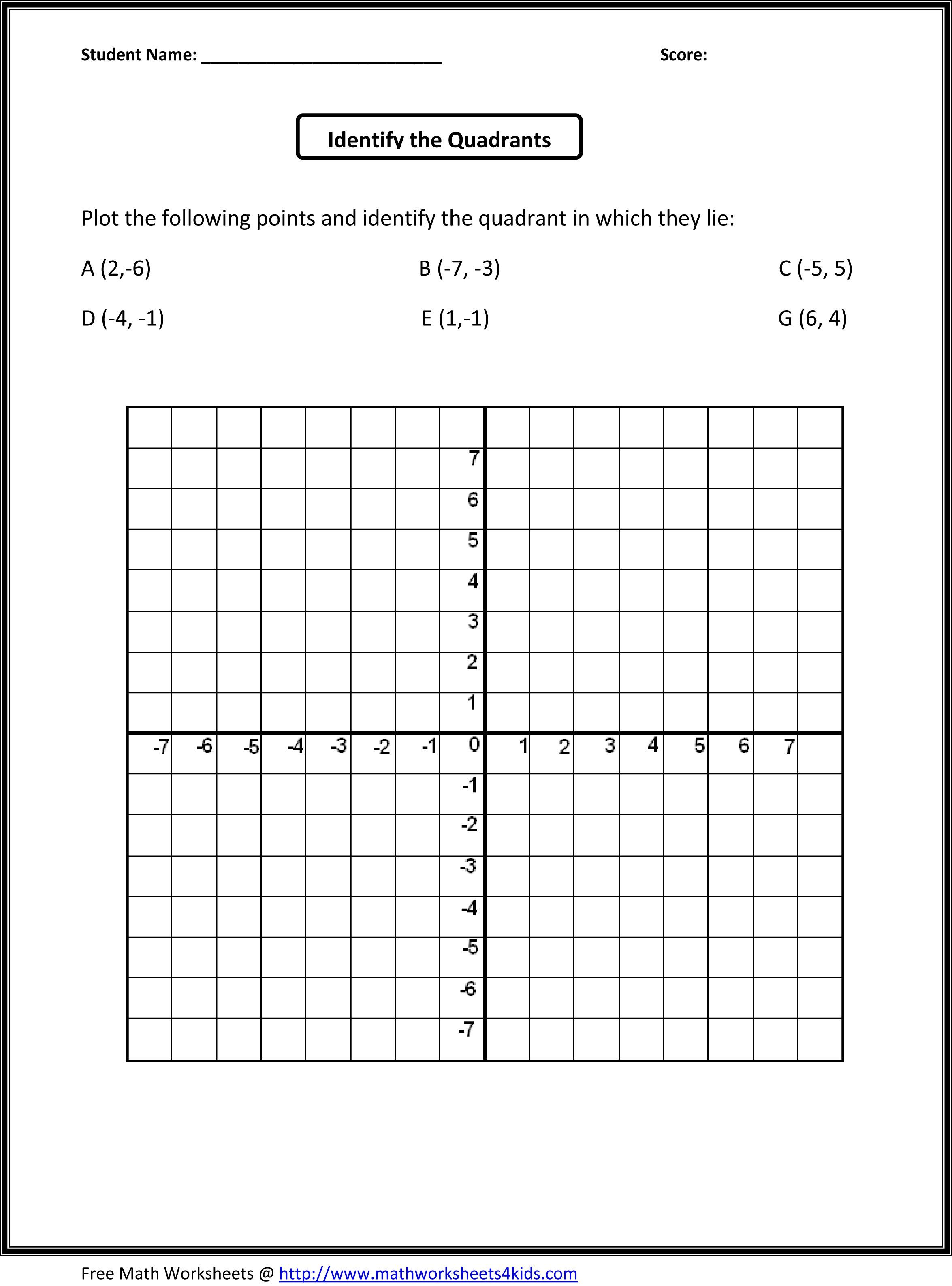 11 Best 5th Grade Worksheets All Subjects Images On Best