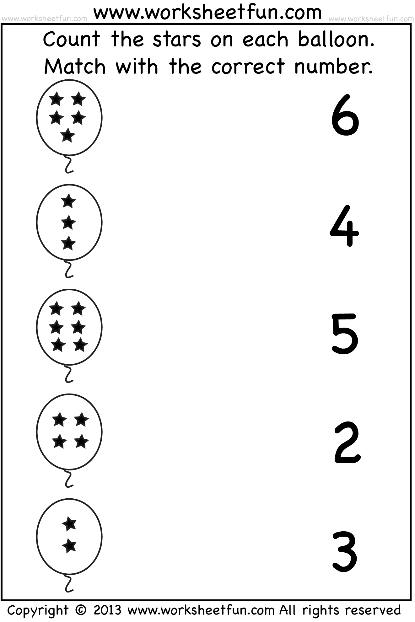 Ordering Fractions Worksheets Arrange The Fractions In
