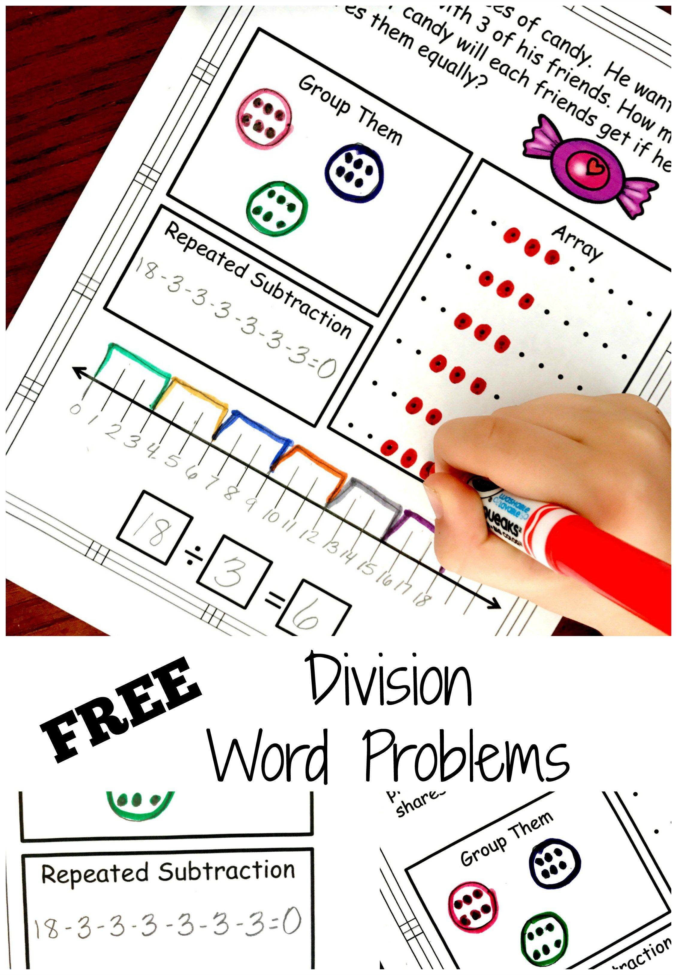 14 Best Multiplication And Division Word Problems