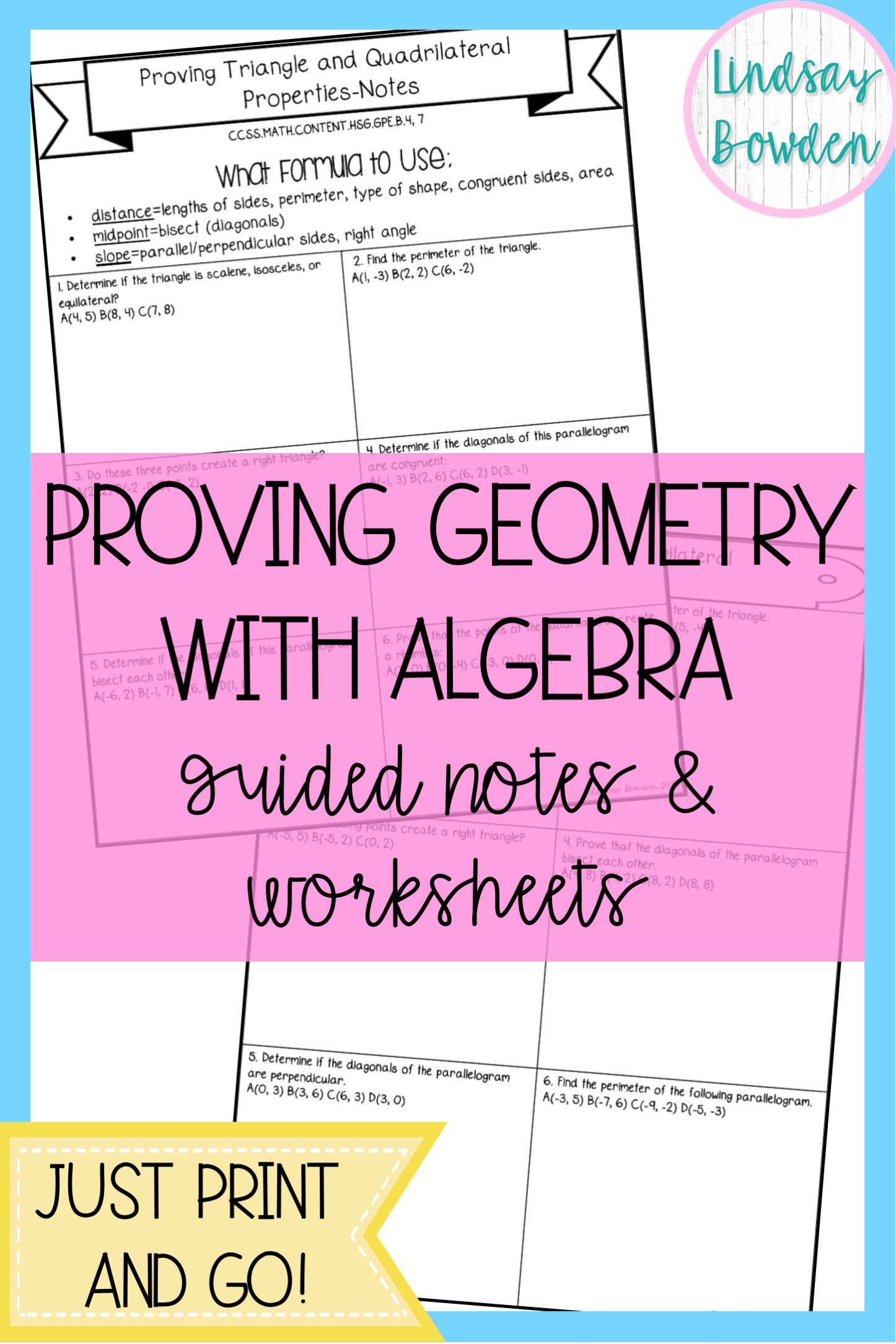 10 Best Circle Geometry Worksheets With Answers Images On