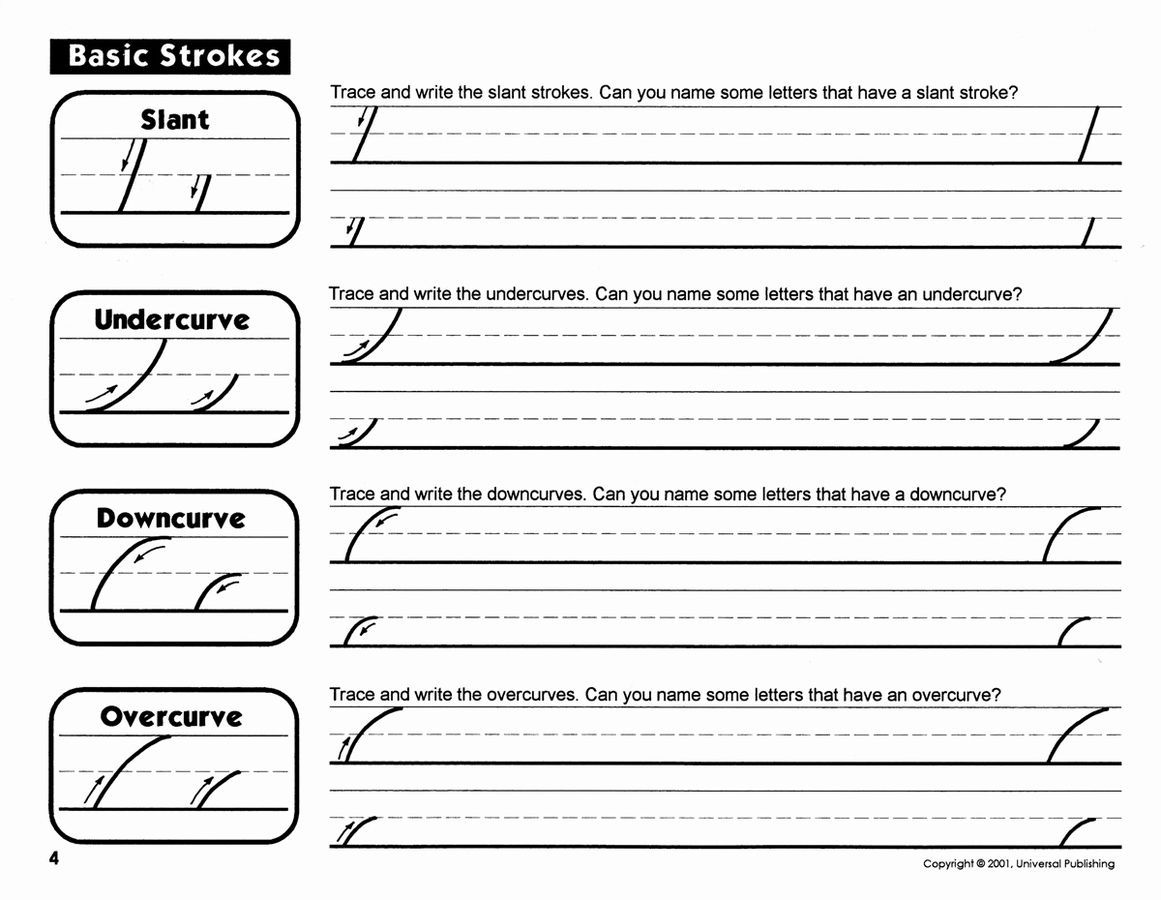 10 Best Writing Printable Cursive Words Worksheets Images