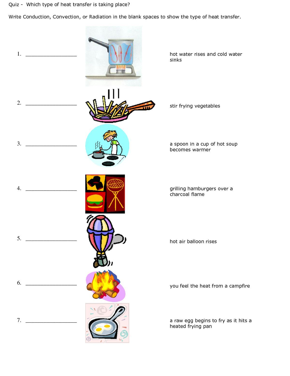 12 Best Energy Worksheets 6th Grade Science Images On Best