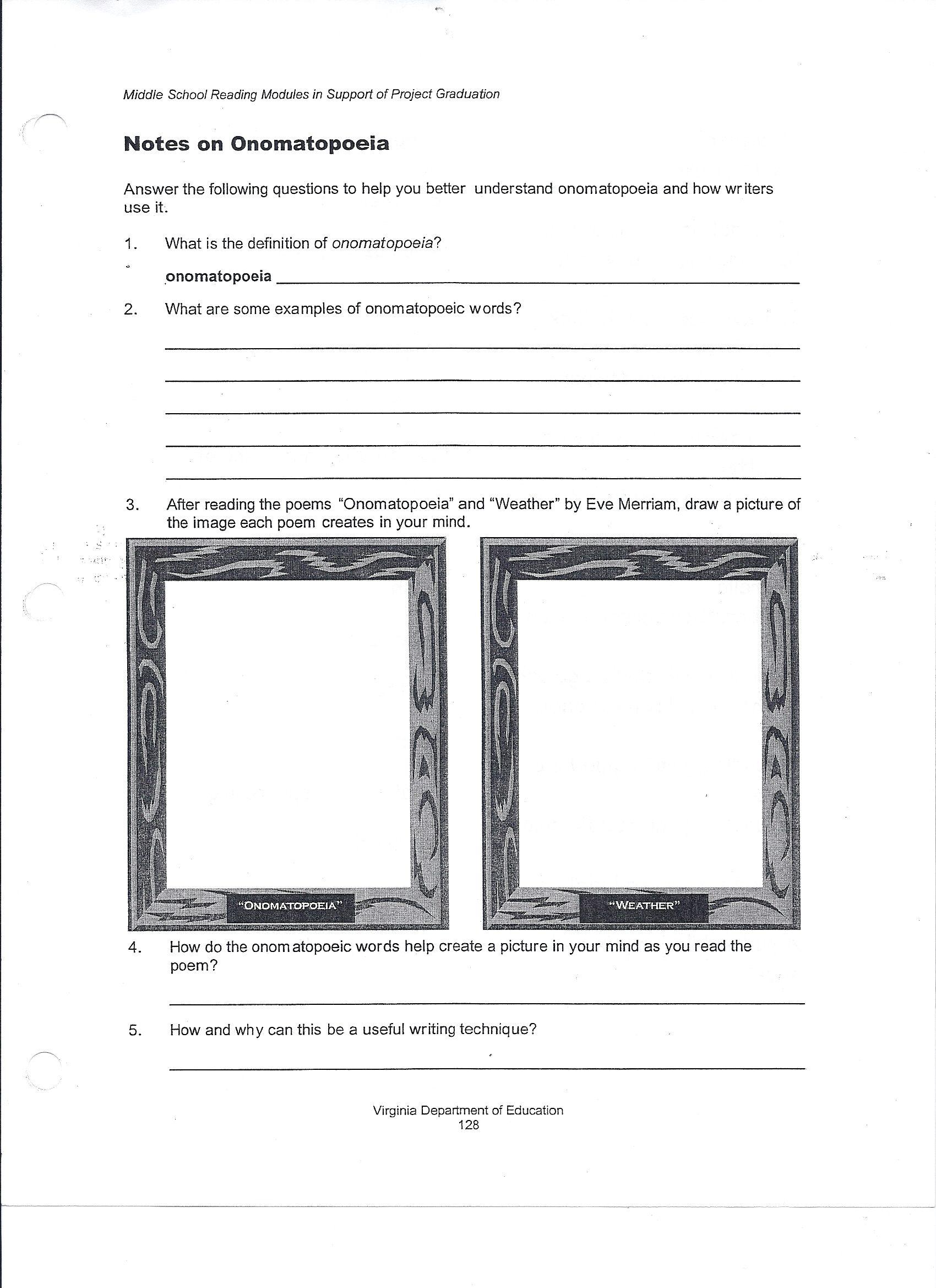 18 Best 6 Grade Worksheets Images On Best Worksheets