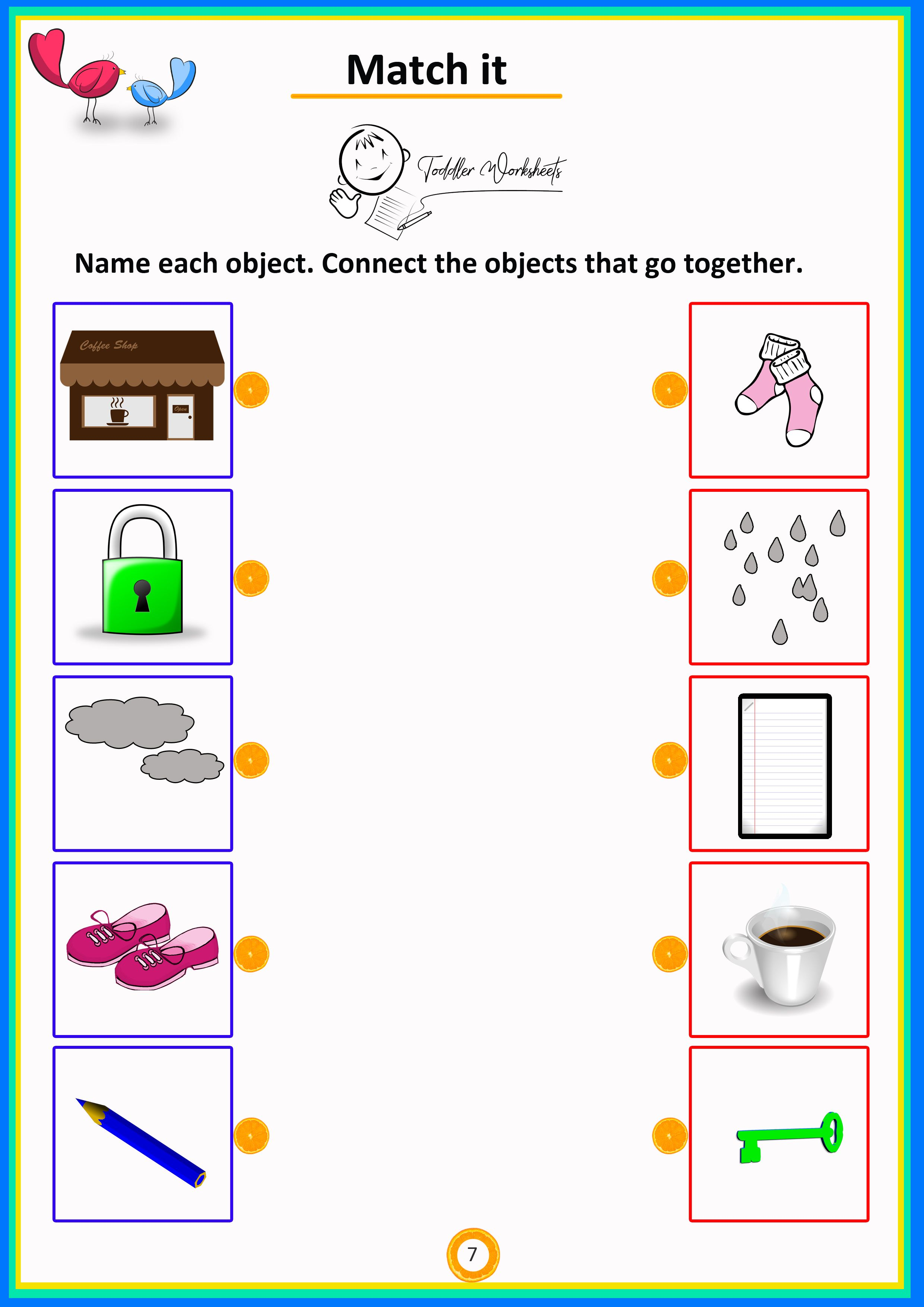 Amazing Printable Worksheets