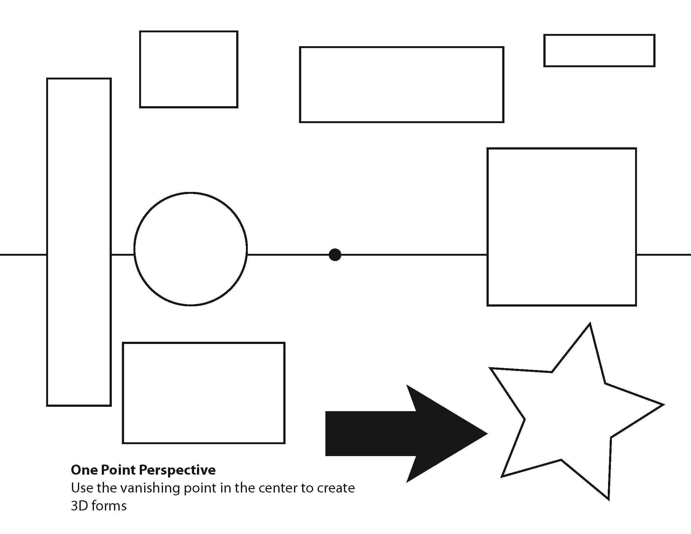 2pt Perspective Worksheet