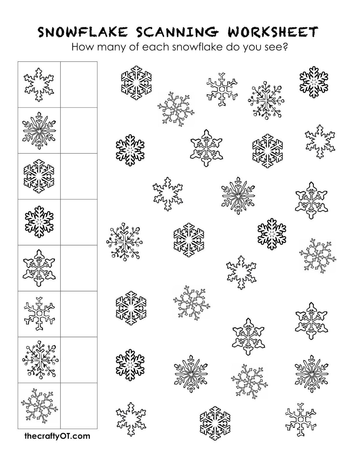 8 Best Printable Visual Perception Worksheets Images On