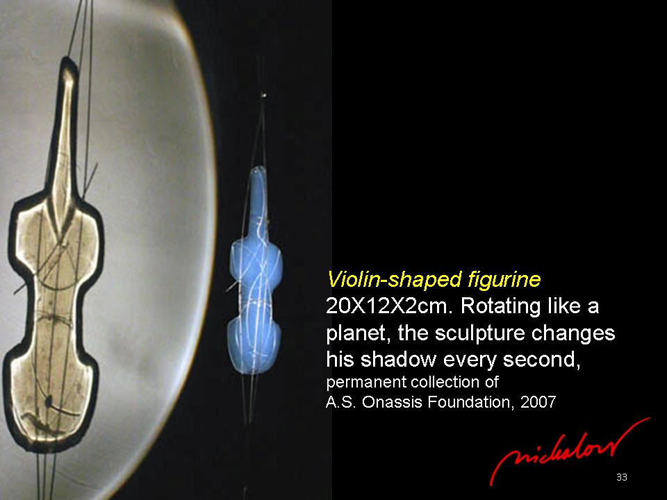 nanoSKY on the Moon - Dr. Ioannis Michaloudis - nano-sculpture - Slide33