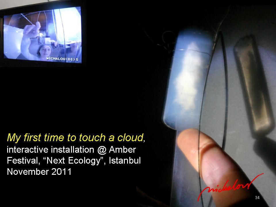 nanoSKY on the Moon - Dr. Ioannis Michaloudis - nano-sculpture - Slide34