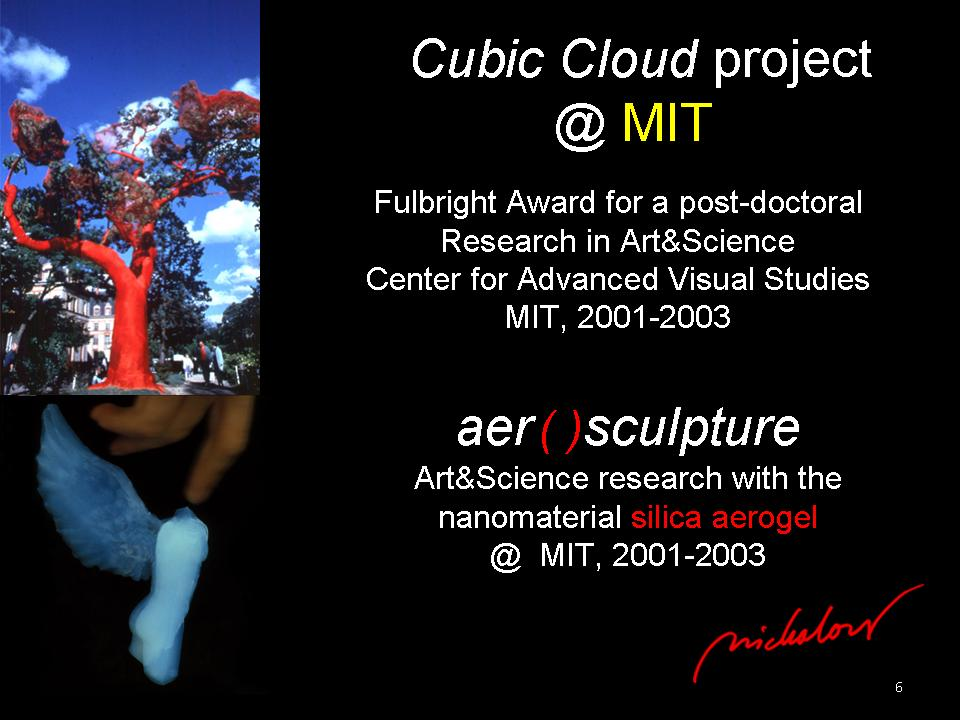 nanoSKY on the Moon - Dr. Ioannis Michaloudis - nano-sculpture - Slide6