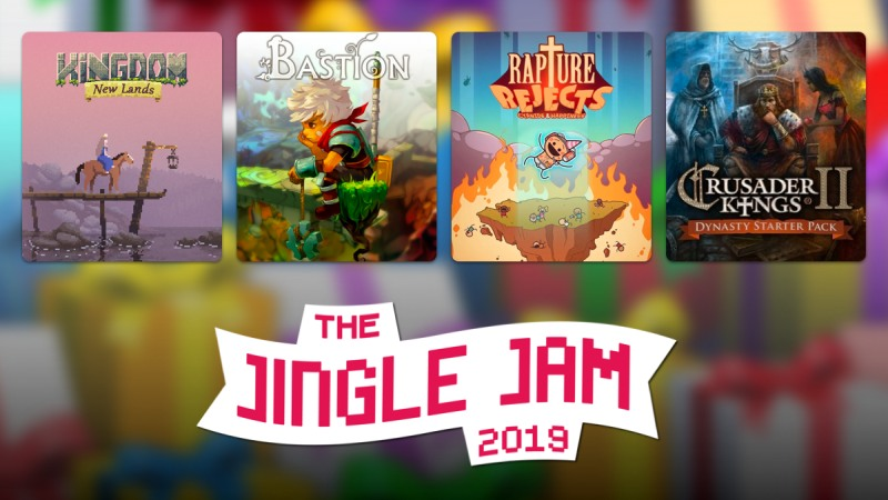 Humble Jingle Jam 2019 Bundle