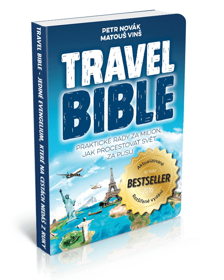 Travel Bible kniha
