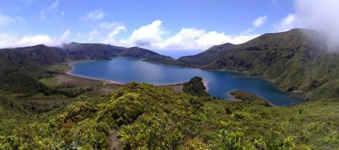 6 míst, kam se vydat při dovolené na Azorách - Lagoa do Fogo