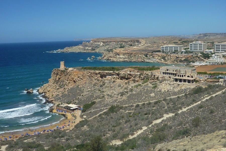 jak sehnat práci na Maltě
